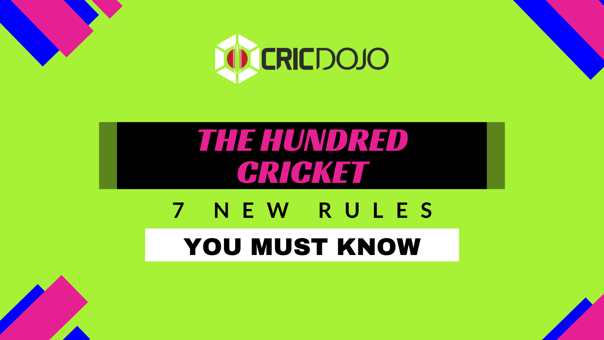 The Hundred Cricket – All You Need to Know